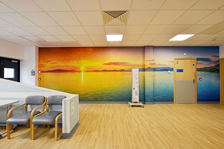 Create Bespoke Healthcare Interiors with Acrovyn by Design