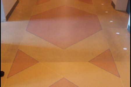 Protective coatings extend resilient floorings' life