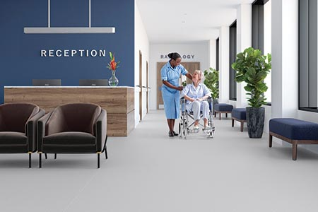 Polyflor launches adhesive-free flooring