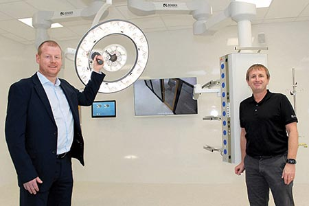 Facility will boost training and showcase expertise