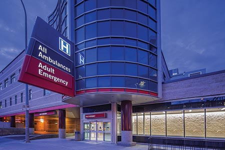 Designing more resilient hospitals for the future