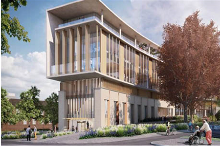 ISG to build Royal Marsden's new Sutton cancer centre
