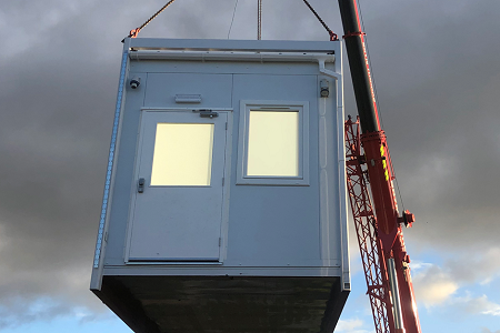 Bespoke modular COVID-19 testing building contract 'doubled' to 50