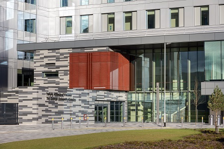 Grange University Hospital opening marks 'pivotal point in healthcare