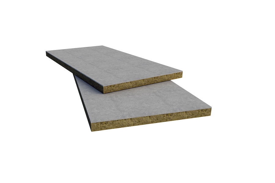 Non-combustible upstand board launched